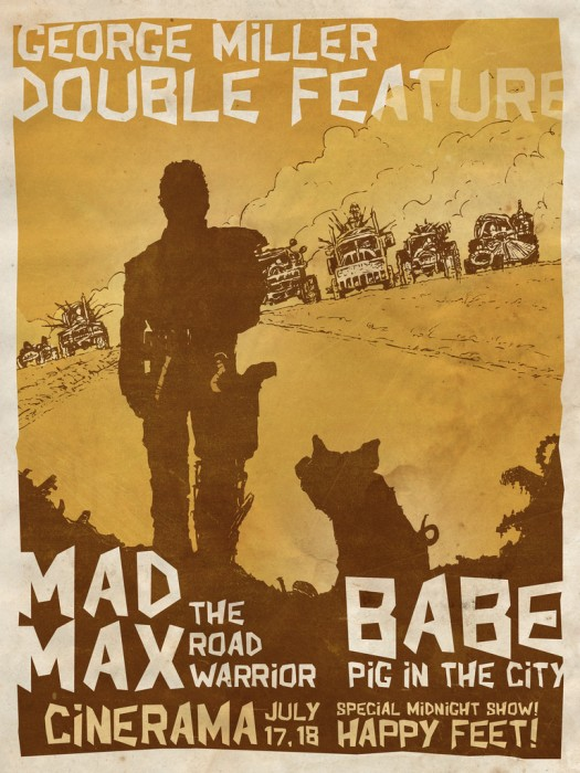Mad Max vs Babe